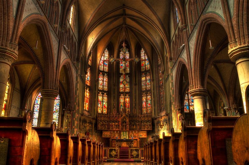 Kerk Trad 7 - Broeker Kerk Broek In Waterland